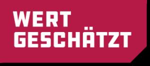 Logo der Initiative Wertgeschätzt